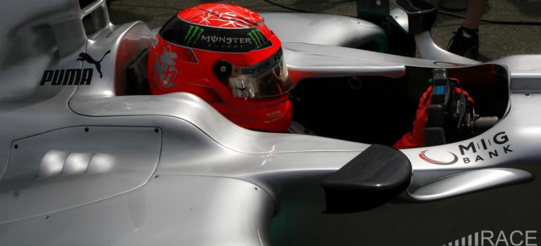 2012 – Mercedes F1 Team